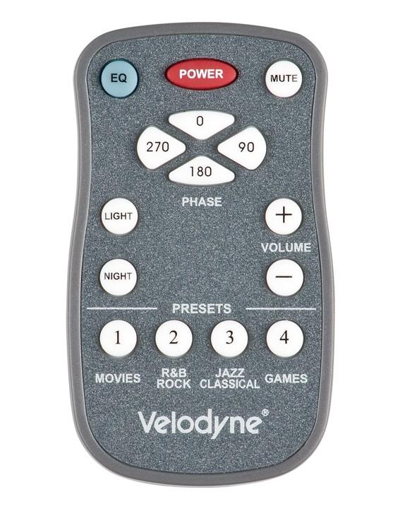 Subwoofer (Home) Velodyne EQ-Max8, Velodyne EQ-Max10, Velodyne EQ-Max12 im Test , Bild 3