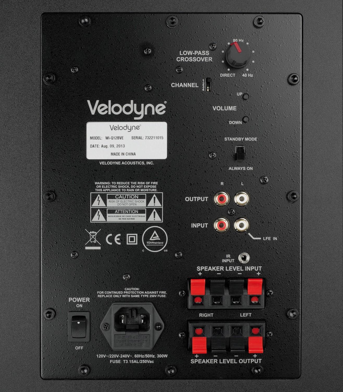 Subwoofer (Home) Velodyne Wi-Q 10 im Test, Bild 4