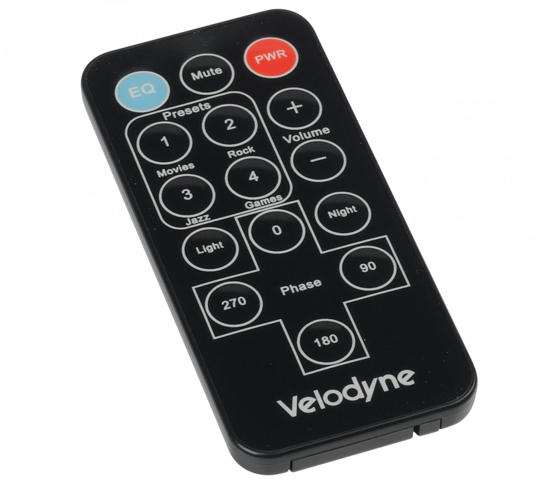 Subwoofer (Home) Velodyne Wi-Q12 im Test, Bild 2