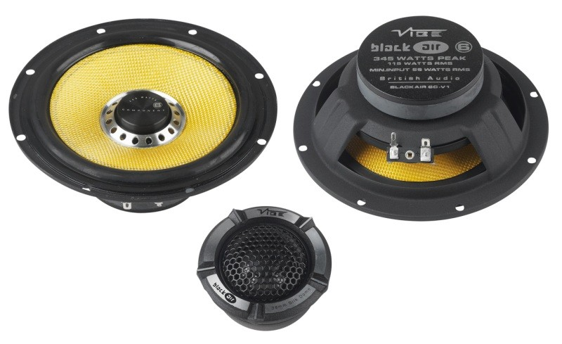 Car-HiFi-Lautsprecher 16cm Vibe Black Air 6 im Test, Bild 20
