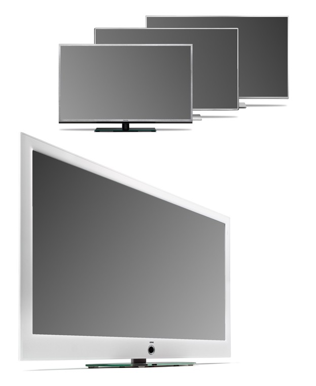 test fernseher toshiba 46tl968g philips 46pfl7007k. Black Bedroom Furniture Sets. Home Design Ideas