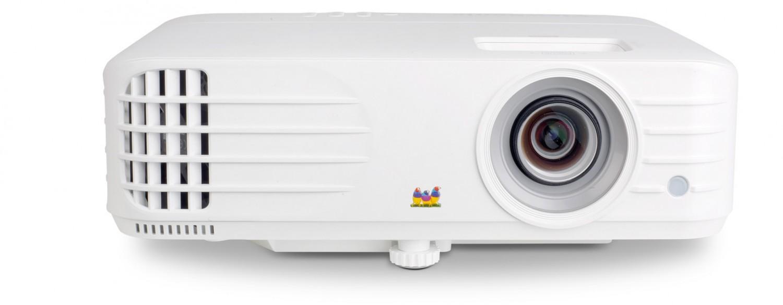 Beamer ViewSonic PX701HD im Test, Bild 2
