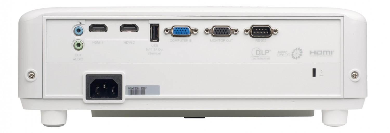 Beamer ViewSonic PX701HD im Test, Bild 4