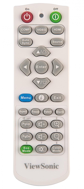 Beamer ViewSonic PX702HD im Test, Bild 2
