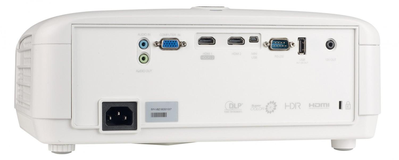 Beamer ViewSonic PX747-4K im Test, Bild 2