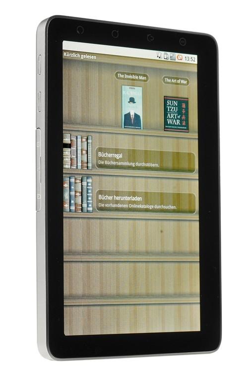 Tablets ViewSonic ViewPad 7 im Test, Bild 8