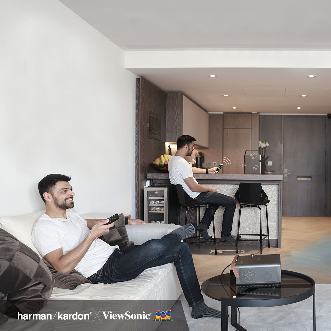 Beamer ViewSonic X10-4K im Test, Bild 13