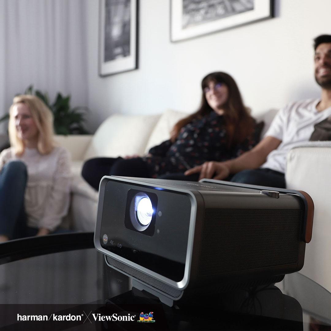 Beamer ViewSonic X10-4K im Test, Bild 14