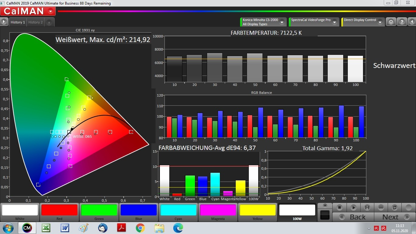 Beamer ViewSonic X100-4K im Test, Bild 12