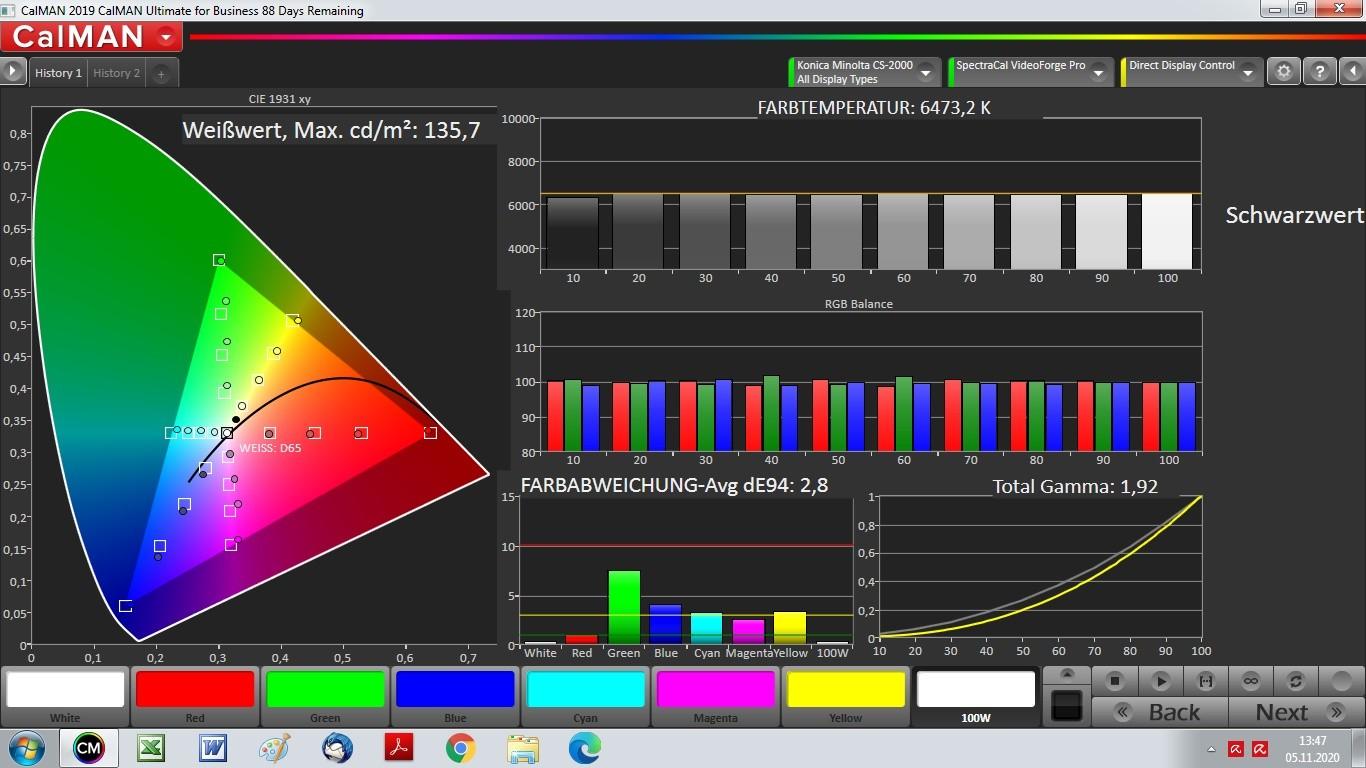 Beamer ViewSonic X100-4K im Test, Bild 13