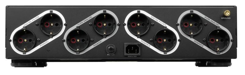 Hifi sonstiges Vincent PF-1, Oehlbach Powerstation 909 im Test , Bild 5