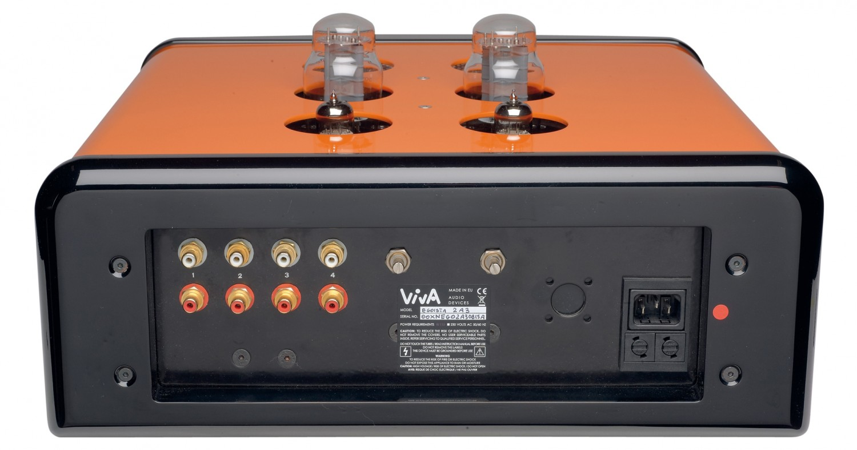 Kopfhörerverstärker Viva Audio Egoista 2A3 im Test, Bild 3