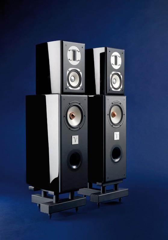 Lautsprecher Stereo Von Schweikert UniField Three Mk3 im Test, Bild 1