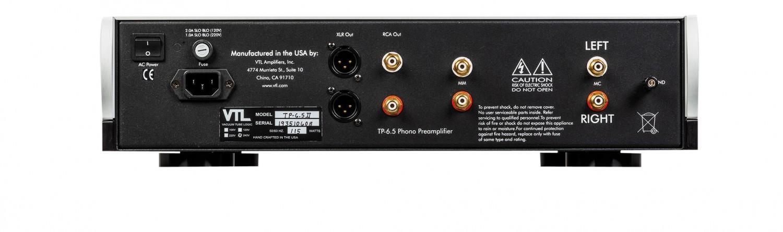 Phono Vorstufen VTL TP 6.5 Series II im Test, Bild 7