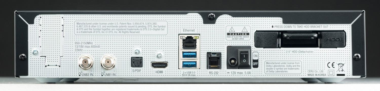 HDTV-Settop-Box VU+ Solo 4K im Test, Bild 2