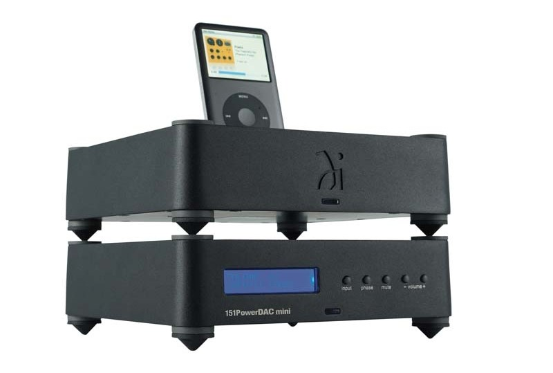 Docking Stations Wadia 170i, Wadia 151 im Test , Bild 1
