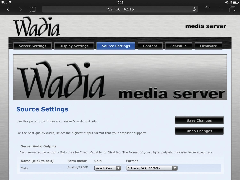 Musikserver Wadia m330, Wadia a315 im Test , Bild 5