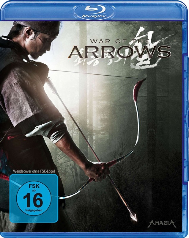 Blu-ray Film War of the Arrows (Splendid) im Test, Bild 1