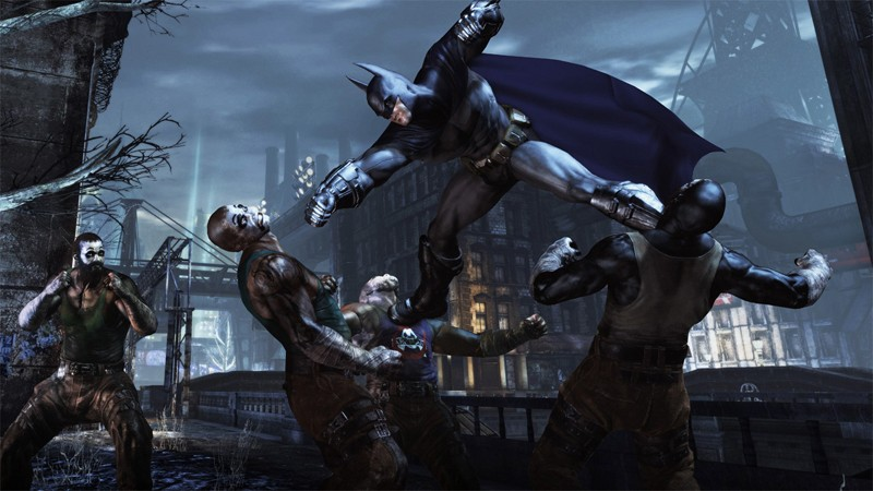 Games PC Warner Interactive Batman: Arkham City im Test, Bild 3
