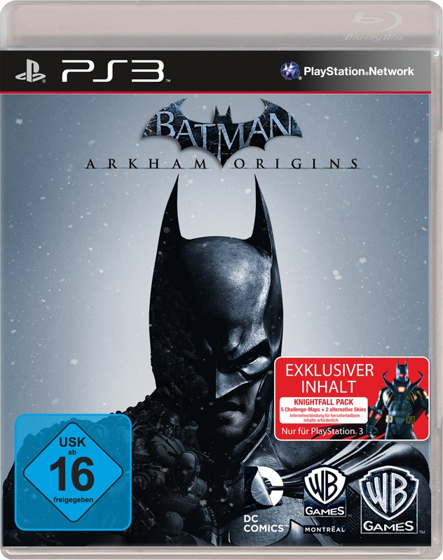Games Playstation 3 Warner Interactive Batman – Arkham Origins im Test, Bild 1