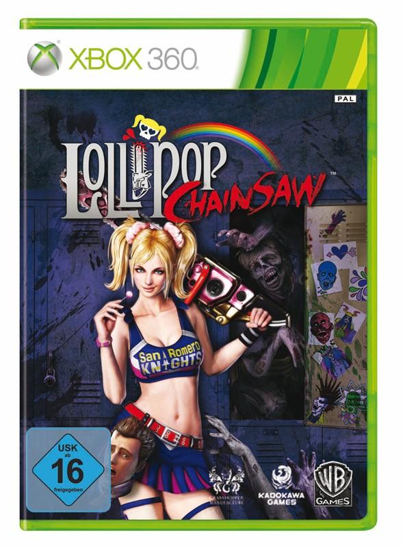 Games XBox 360 Warner Interactive Lollipop Chainsaw im Test, Bild 1