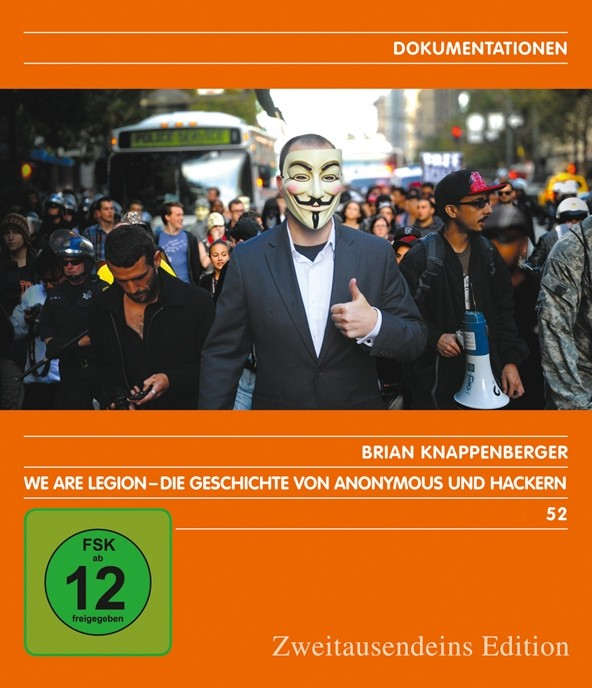 DVD Film We Are Legion (Zweitausendeins) im Test, Bild 1
