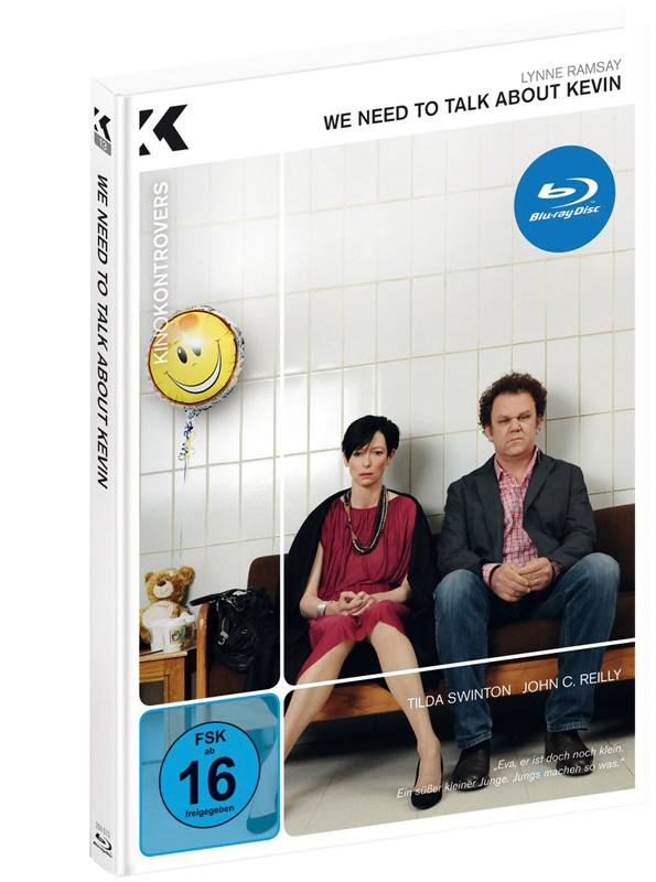 DVD Film We Need to Talk About Kevin (EuroVideo) im Test, Bild 1