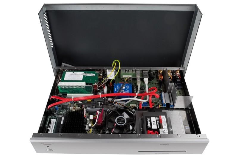 DLNA- / Netzwerk- Clients / Server / Player Weiss Engineering MAN 301, Klangwerk Ella im Test , Bild 8