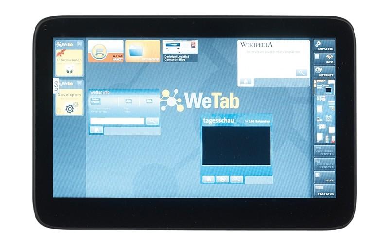 Tablets WeTab 3G im Test, Bild 25