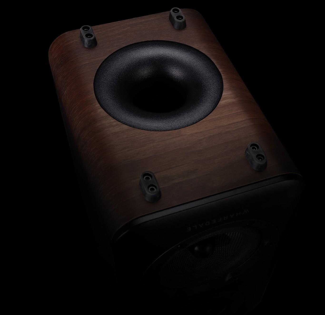 Lautsprecher Surround Wharfedale D-300 Serie im Test, Bild 7