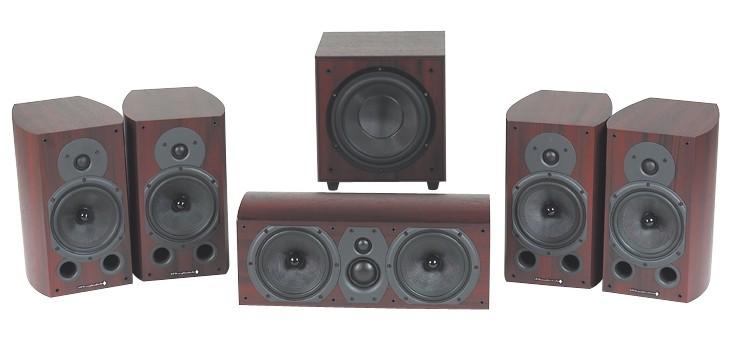 Lautsprecher Surround Wharfedale Diamond 9.2 im Test, Bild 13