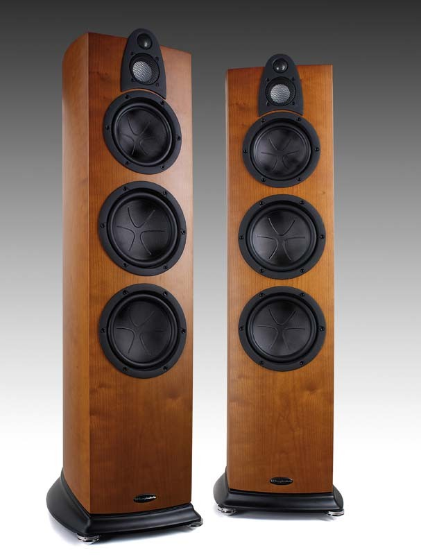 Lautsprecher Stereo Wharfedale Jade 7 im Test, Bild 1
