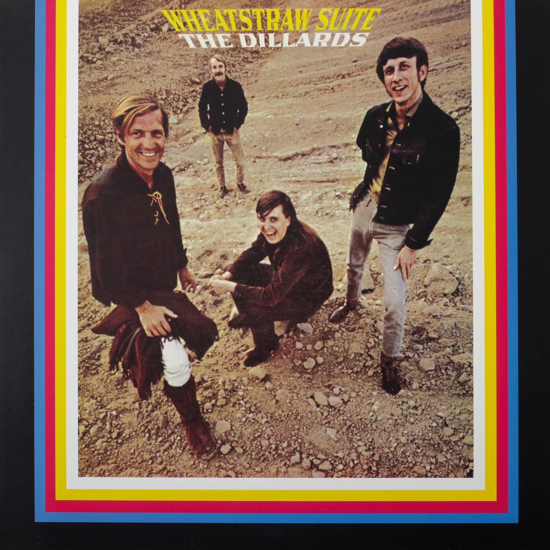 Schallplatte Wheatstraw Suite - The Dillards (Exhibit/Sony) im Test, Bild 1