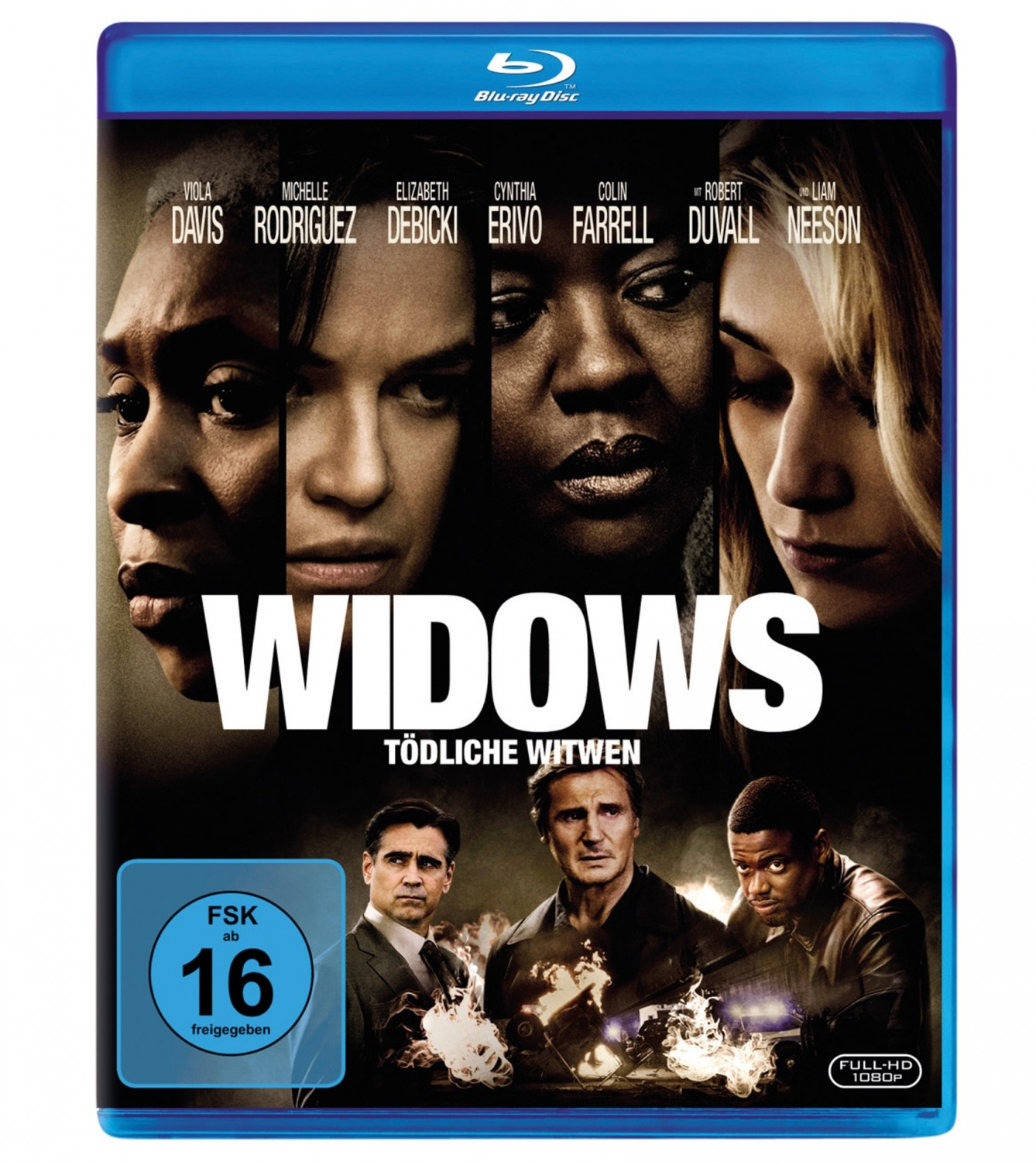 Blu-ray Film Widows – Tödliche Witwen (20th Century Fox) im Test, Bild 1