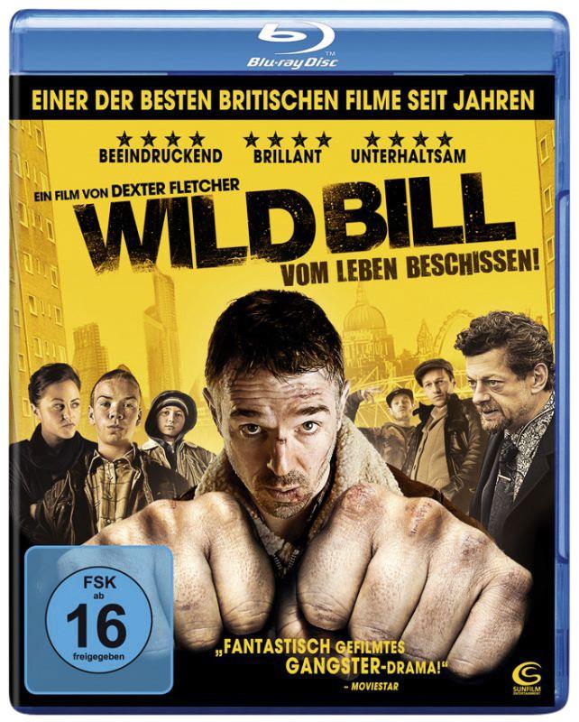Blu-ray Film Wild Bill (Tiberius Film) im Test, Bild 1