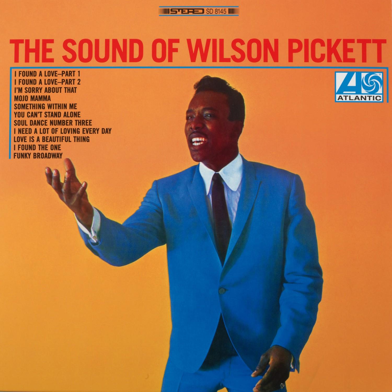 Schallplatte Wilson Pickett - The Sound of Wilson Pickett (Atlantic / Speakers Corner) im Test, Bild 1