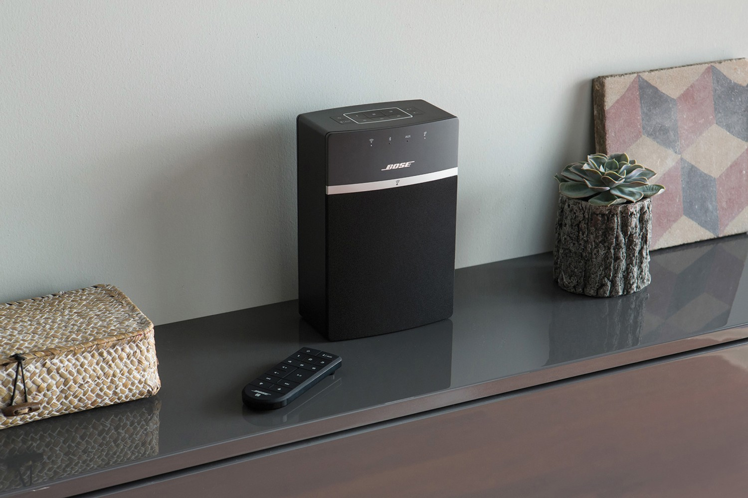 Test Wireless Music System - Bose SoundTouch 10 - sehr gut - Seite 1