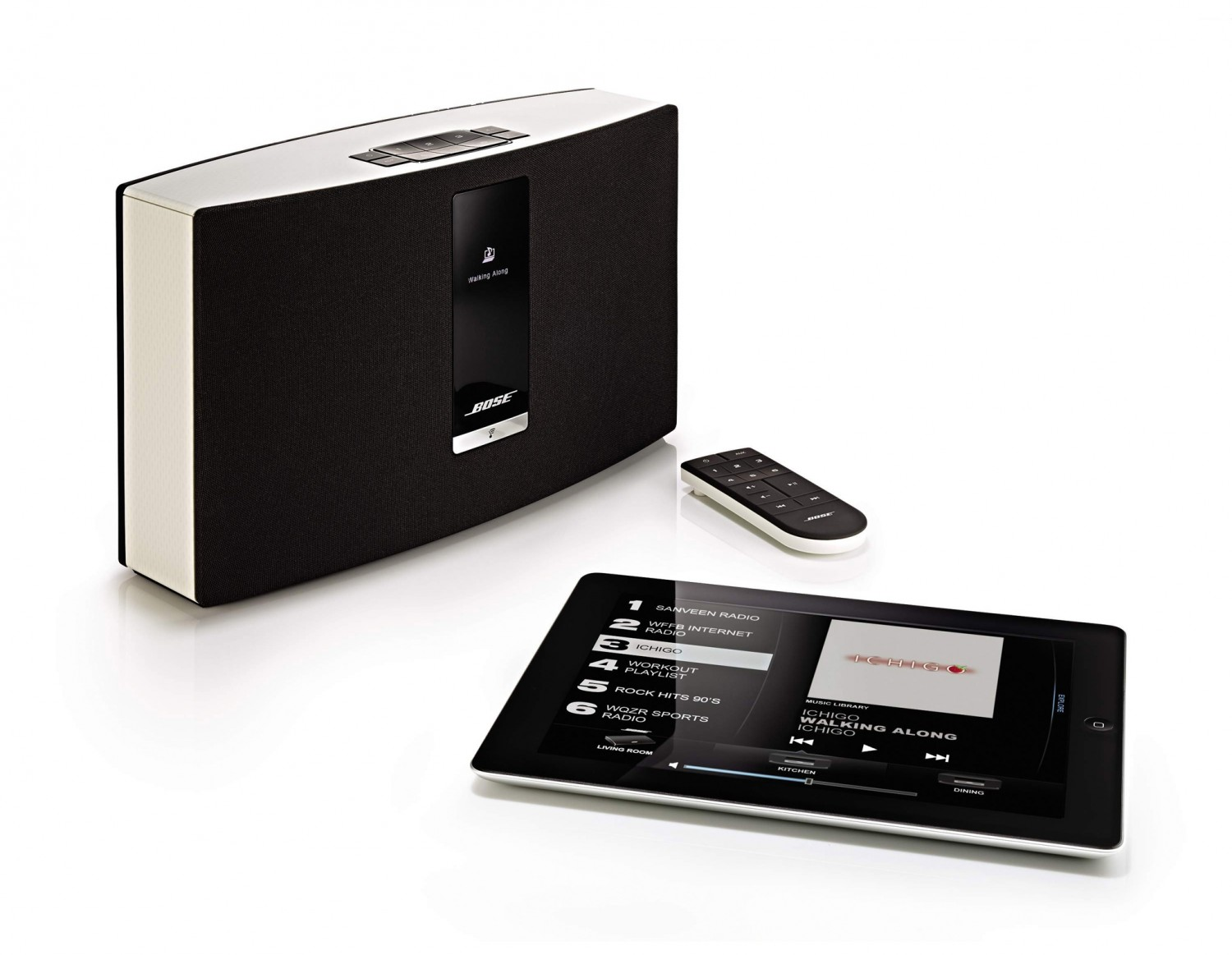 test wireless music system bose wifi soundsystem. Black Bedroom Furniture Sets. Home Design Ideas
