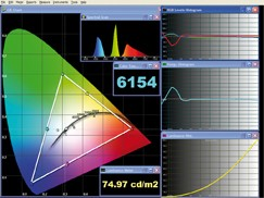 Leinwände WS Spalluto WS-S-2-Format im Test, Bild 4