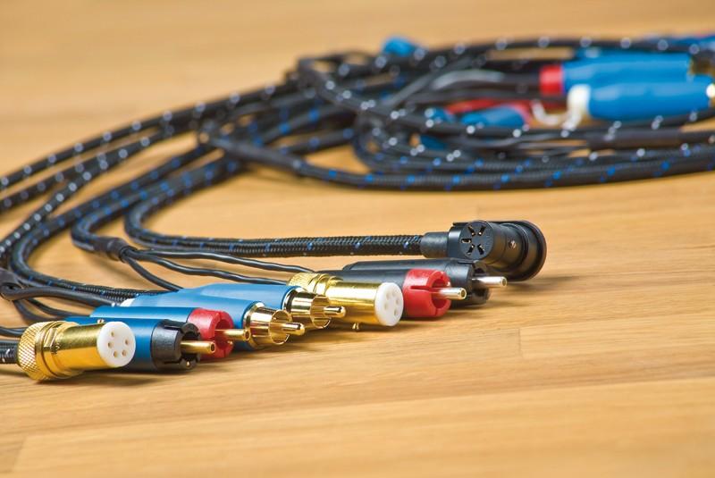 Phonokabel WSS K30 Silver Line, WSS K30 Platin Line im Test , Bild 1
