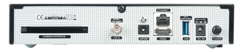 Sat Receiver ohne Festplatte WWIO Bre2ze 4K im Test, Bild 3