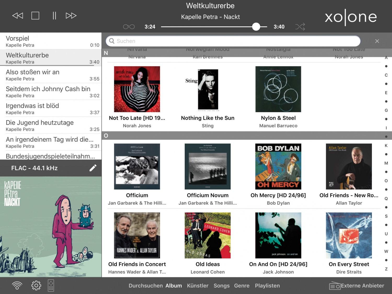 Musikserver X-Odos xo|one Plus im Test, Bild 5