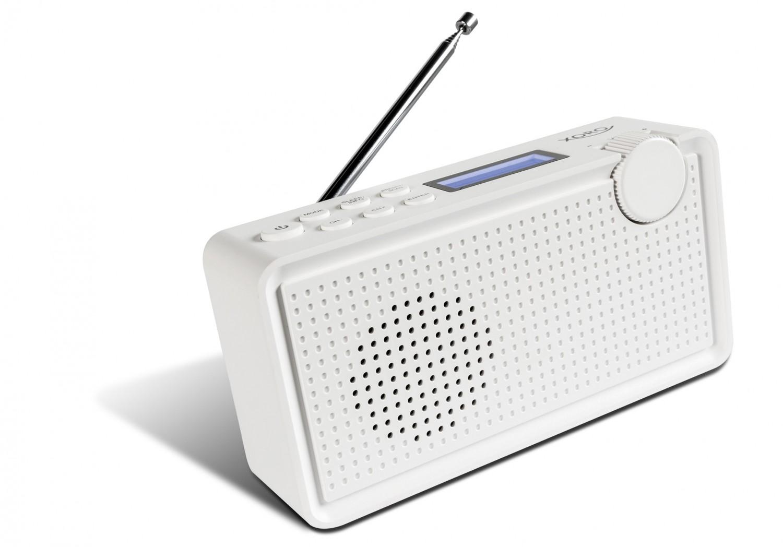 DAB+ Radio Xoro DAB 120 im Test, Bild 1