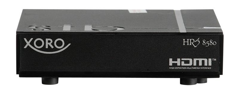 Sat Receiver ohne Festplatte Xoro HRS8580 im Test, Bild 1