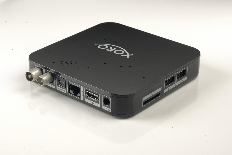 HDTV-Settop-Box Xoro HST 250 T2/C im Test, Bild 2