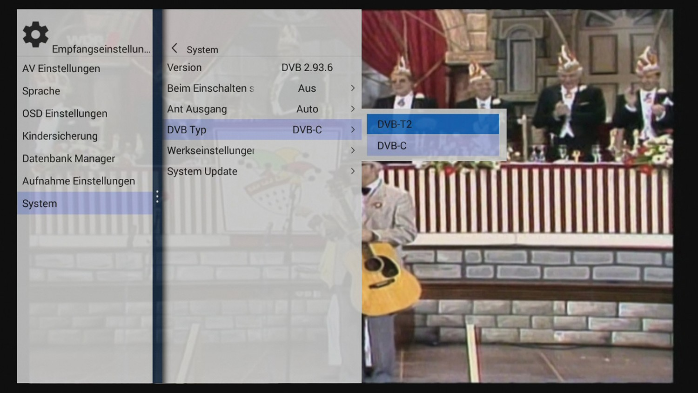 HDTV-Settop-Box Xoro HST 250 T2/C im Test, Bild 4