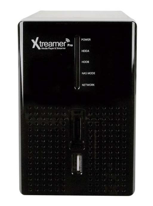 DLNA- / Netzwerk- Clients / Server / Player Xtreamer Pro im Test, Bild 8