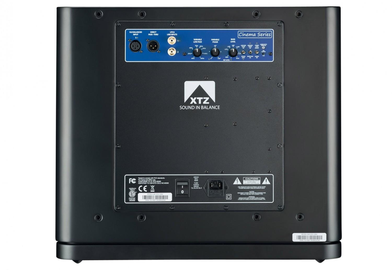 Lautsprecher Surround XTZ Cinema 5.1 (THX-Ultra) im Test, Bild 3
