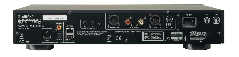 Blu-ray-Player Yamaha BD-A1060 im Test, Bild 6