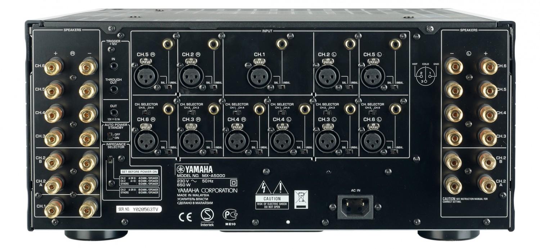 AV-Vorstufen Yamaha CX-A5100 im Test, Bild 4